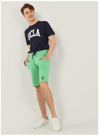 UCLA Ucla Sweat Şort Yeşil
